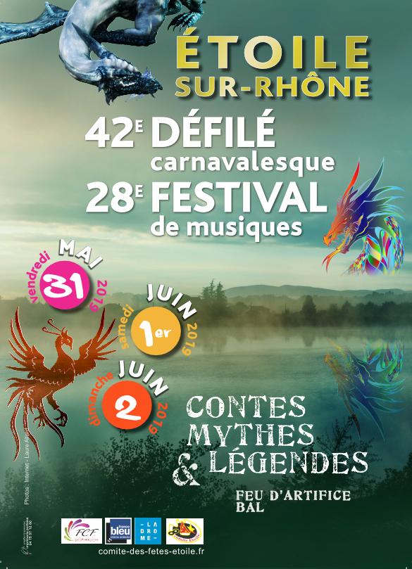 Affiche corso 2019